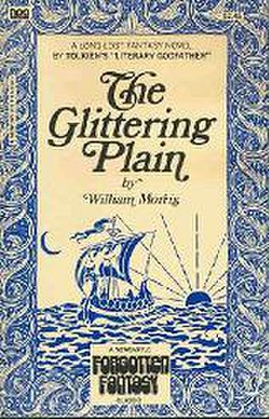 Newcastle Forgotten Fantasy Library - The Glittering Plain by William Morris, Newcastle Publishing Company, 1973
