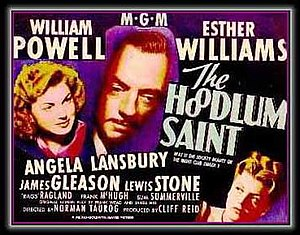 The Hoodlum Saint - Image: The Hoodlum Saint Titlecards 2