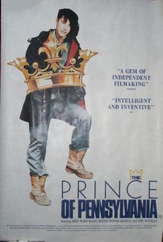 The Prince of Pennsylvania - Image: The Prince of Pennsylvania poster
