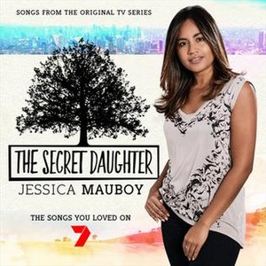 The Secret Daughter: Songs from the Original TV Series - Image: The Secret Daughter Songs from the Original TV Series