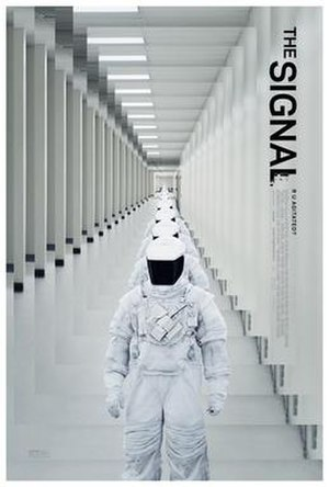 The Signal (2014 film) - Image: The Signal poster
