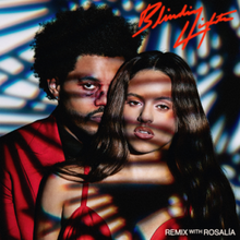 The Weeknd and Rosalía - Blinding Lights (Remix).png