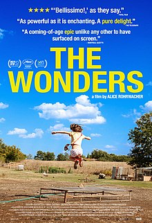 Image result for the wonders film poster