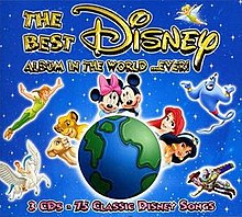 The Best Disney Album in the World ...Ever! - Wikipedia