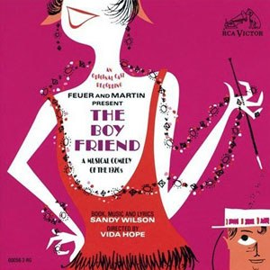 The Boy Friend (musical) - Original Broadway Cast Album