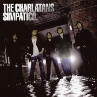 Simpatico (The Charlatans album) - Image: Thecharlatanssimpati co