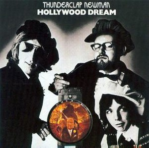 Hollywood Dream - Image: Thunderclap Newman Hollywood Dream