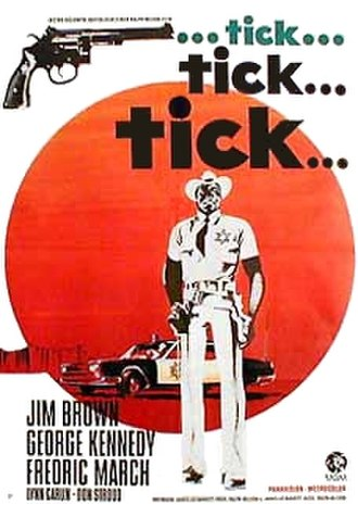 ...tick...tick...tick... - 1970 movie poster