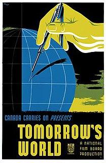 <i>Tomorrows World</i> (film) 1943 film