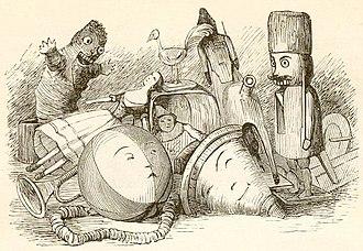 New Fairy Tales (1844) - Illustration (1850) by Vilhelm Pedersen, Andersen's first illustrator