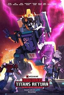 <i>Transformers: Titans Return</i>