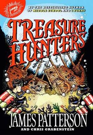 Treasure Hunters (novel) - Treasure Hunters cover