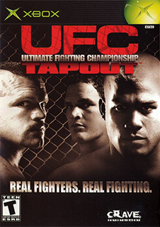 <i>UFC: Tapout</i> 2002 video game