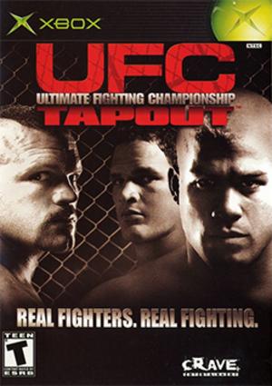 UFC: Tapout - Image: UFC Tapout Coverart