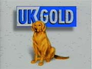 Gold (UK TV channel) - Goldie the UK Gold dog, used from 1992 to 1993