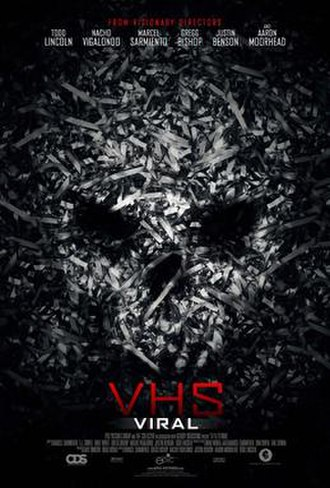 V/H/S: Viral - Theatrical release poster