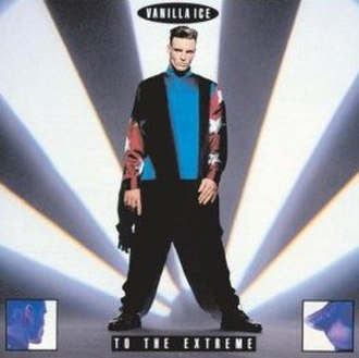 To the Extreme - Image: Vanilla Ice To the Extreme (album cover)
