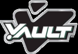Vault (drink) - Image: Vault Logo