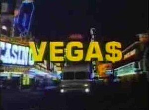 Vegas (1978 TV series) - The pilot intro of Vegas