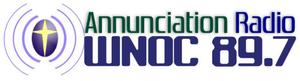 WNOC - Image: WHRQ logo