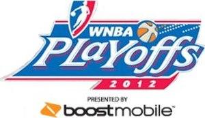 2012 WNBA Playoffs - Image: WNBA 2012 Playoffs Logo