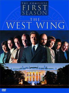 <i>The West Wing</i> (season 1) season of television series