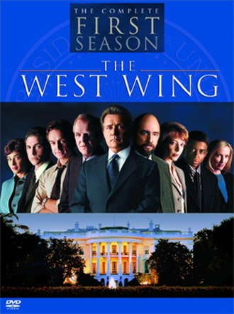 The West Wing (season 1) - Image: West Wing S1 DVD