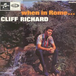 When in Rome (Cliff Richard album) - Image: When in Rome (Cliff Richard album)