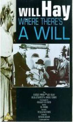 Where There's a Will (1936 film) - Image: Wheretheresawill