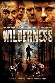 <i>Wilderness</i> (2006 film) 2006 British-Irish horror film