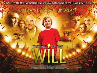 Will (2011 film) - Theatrical release poster