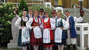 Wilno, Ontario - Wilno, Folk Dancers Aug 3 2008