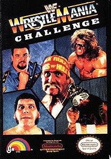 nes wwf wrestlemania challenge