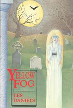 Yellow Fog - Dust-jacket from the first edition