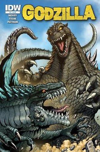 Zilla (TriStar Godzilla) - Image: Zilla in Rulers of Earth