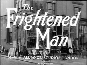 "The Frightened Man - Image: ""The Frightened Man"" (1952)"