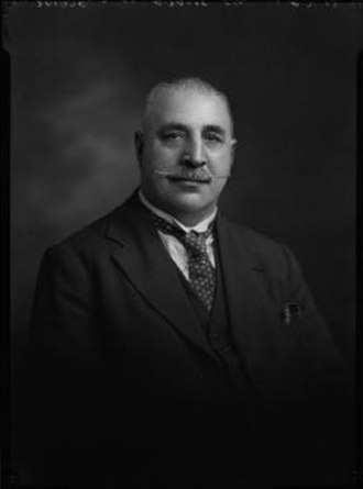 David Morgan Adams - David Morgan Adams in 1931