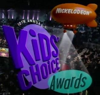 1997 Kids' Choice Awards - Image: 1997 Kids' Choice Awards logo