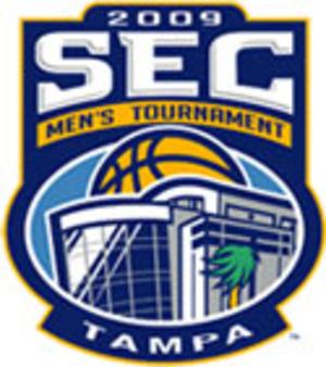 2009 SEC Men's Basketball Tournament - 2009 Tournament logo