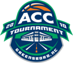 2010 ACC Tournament logo