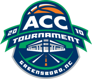 2010 ACC Men's Basketball Tournament - 2010 ACC Tournament logo