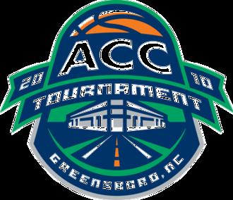 2010 ACC Men's Basketball Tournament - 2010 ACC Tournament logo
