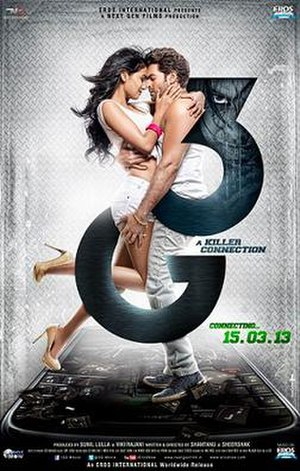 3G (film) - Theatrical release poster