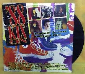 '88 Kix On - Image: 88kixon