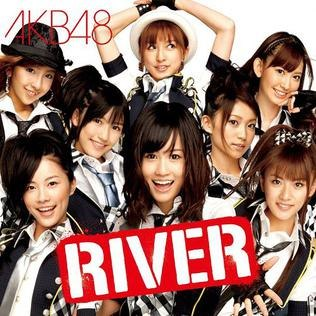 AKB48 RIVER Regular Edition (KIZM-43) cover
