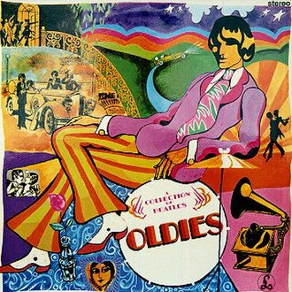 A Collection of Beatles Oldies - Image: Acollectionofbeatles oldiescover
