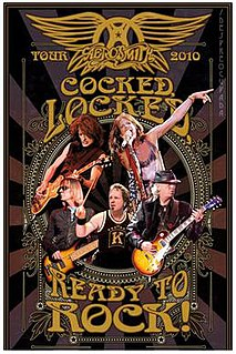 Cocked, Locked, Ready to Rock Tour