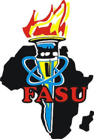 All-Africa University Games - Image: African University Sports Federation logo
