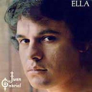 Ella (Juan Gabriel album) - Image: Album Cover Juan Gabriel Ella