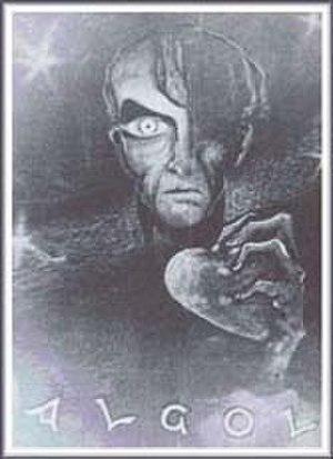 Algol (film) - Image: Algol (1920 movie poster)